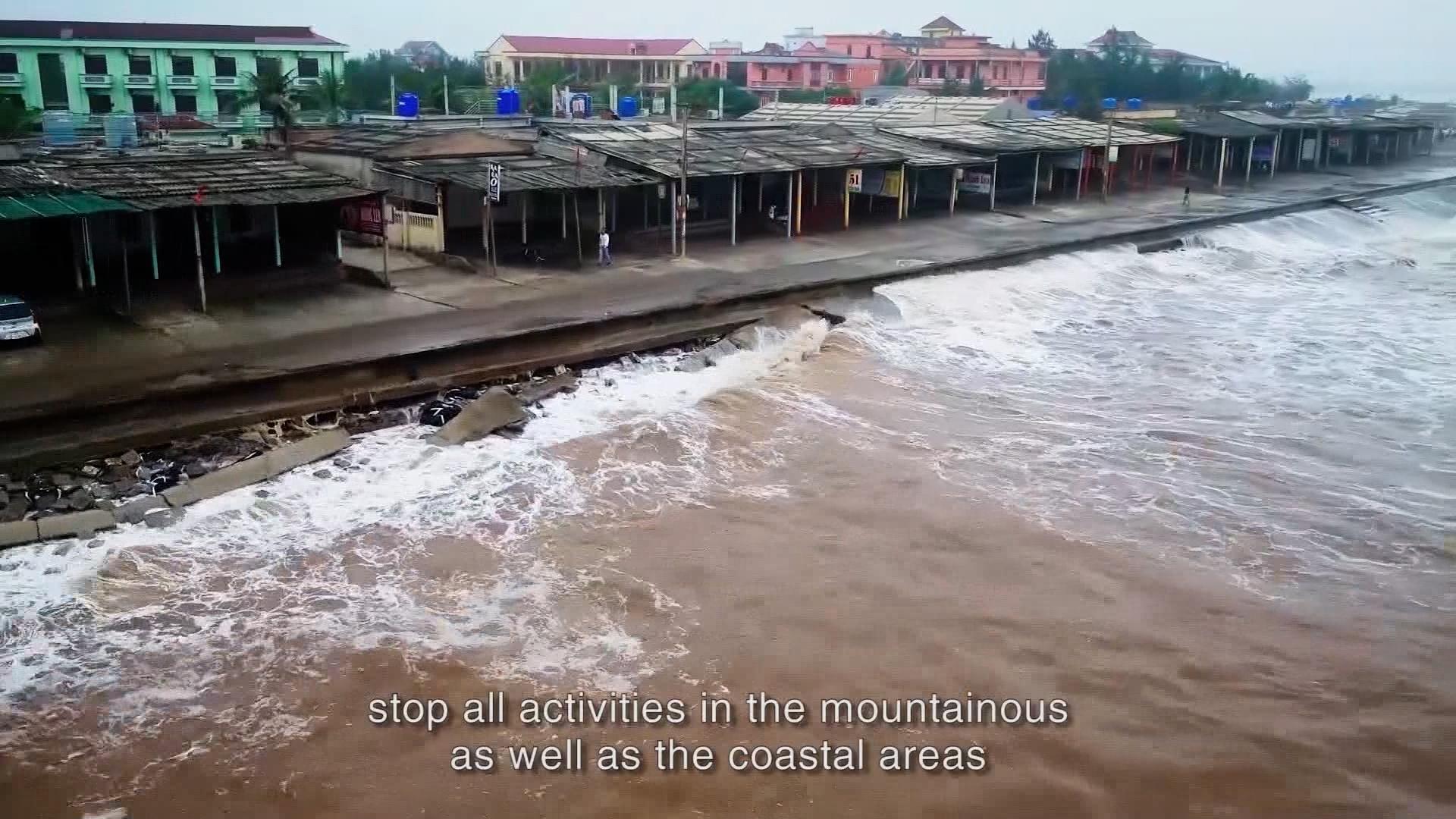 Hệ thống phòng, chống thiên tai Việt Nam