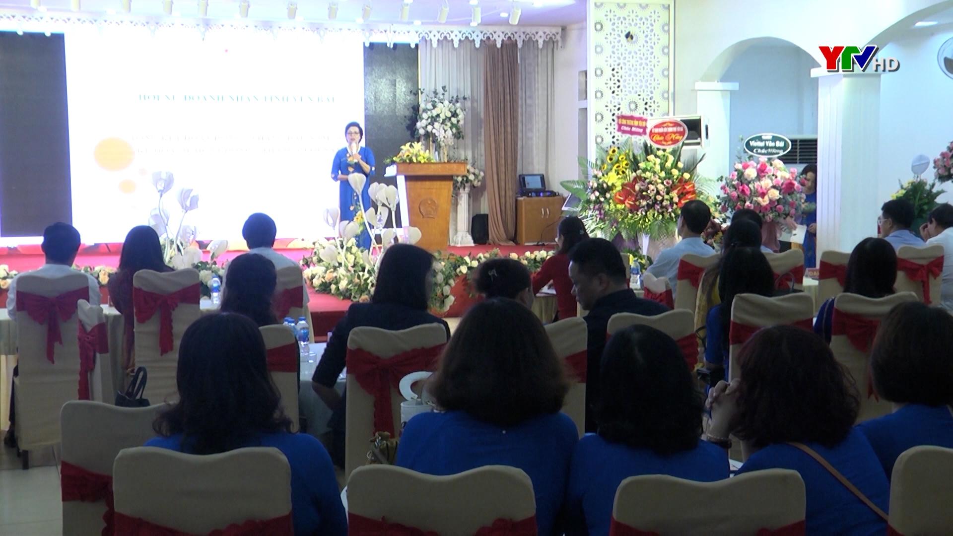 Hội nữ Doanh nhân tỉnh kỷ niệm 90 năm ngày thành lập Hội Liên hiệp Phụ nữ Việt Nam,