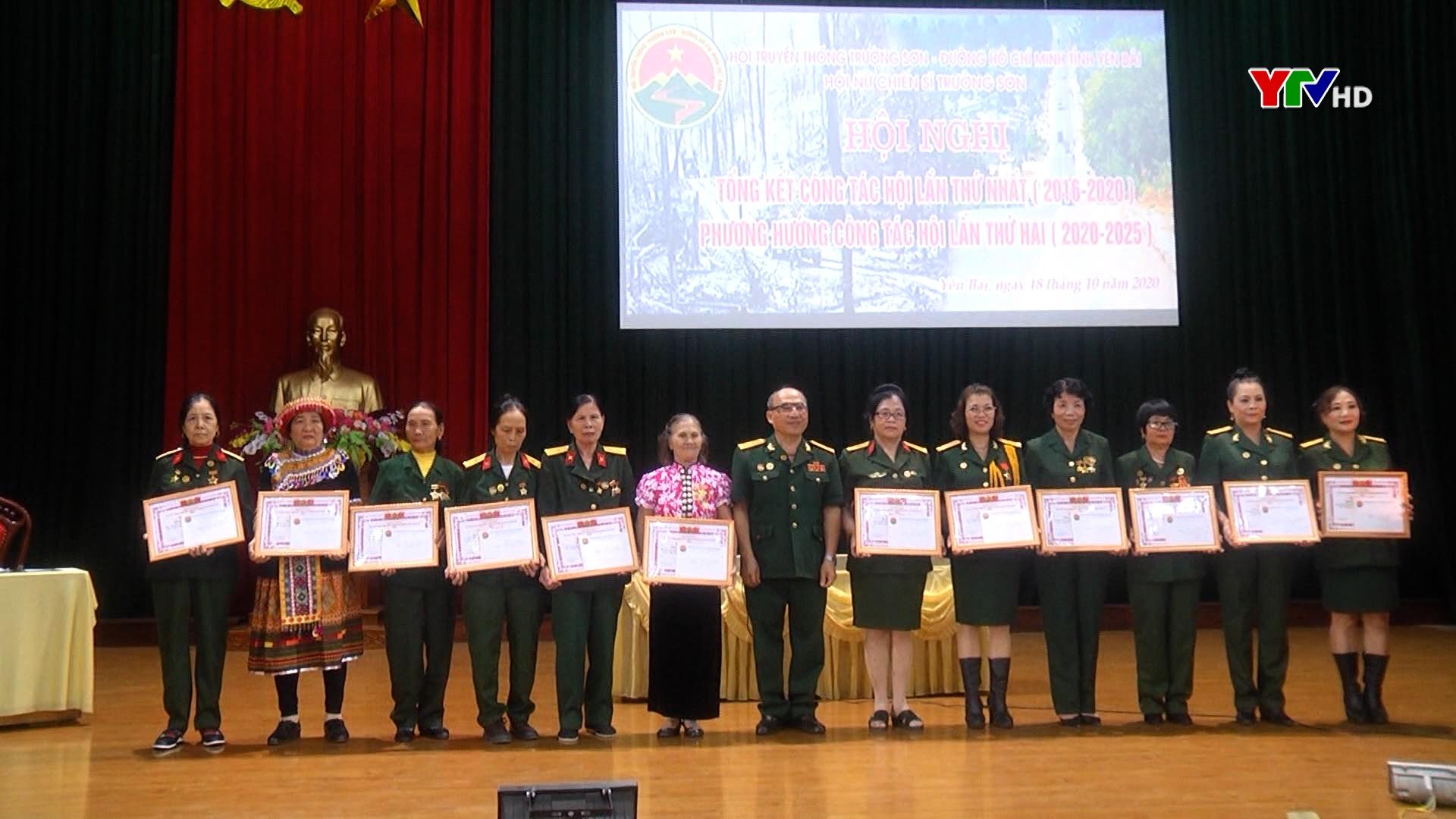 Hội Nữ chiến sỹ Trường Sơn triển khai công tác hội lần thứ 2 (2020 – 2025).