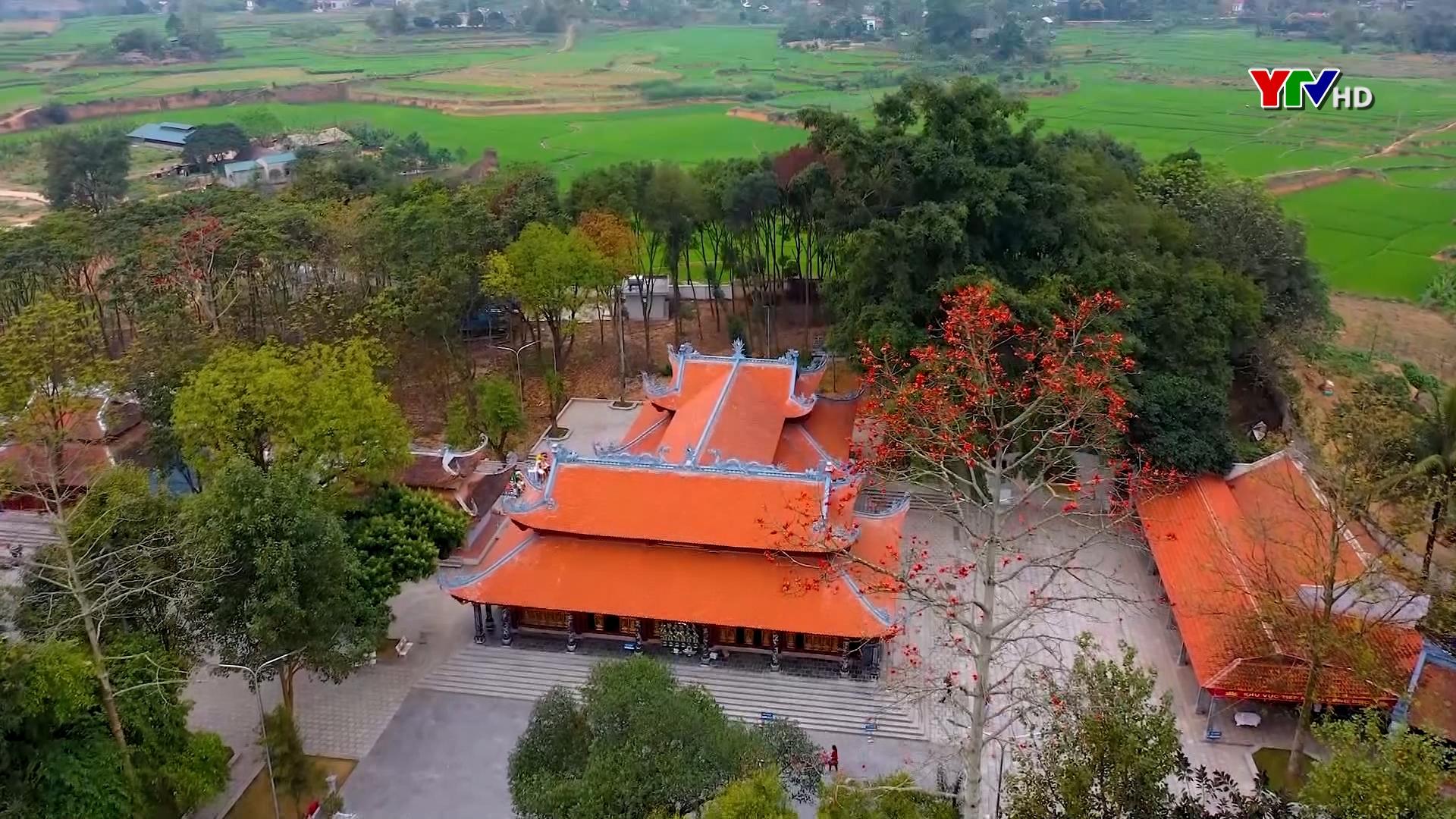 Văn Yên sẵn sàng cho Lễ hội đền Đông Cuông năm 2020