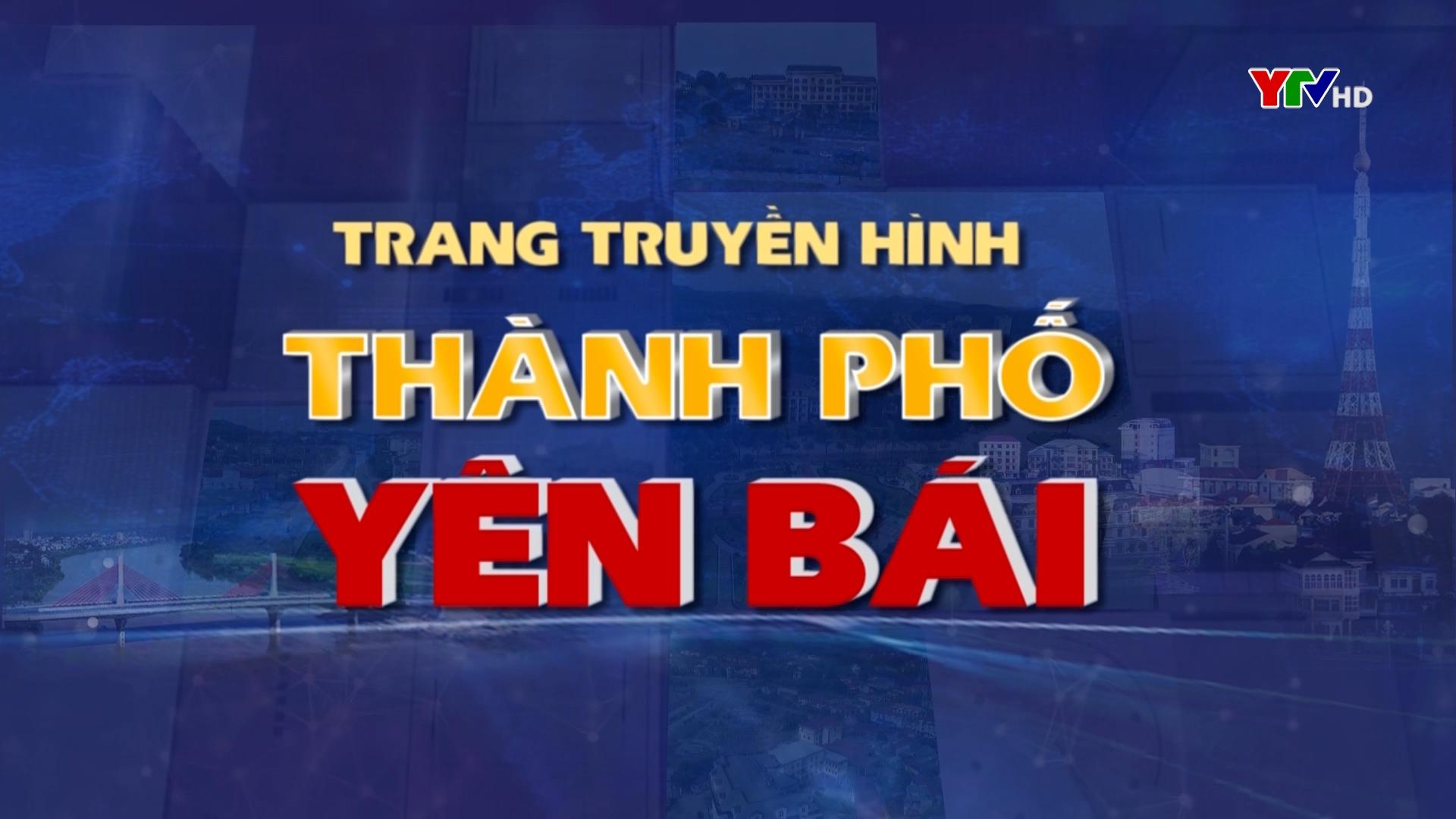 Trang Truyền hình TP Yên Bái số 2 tháng 10 năm 2020