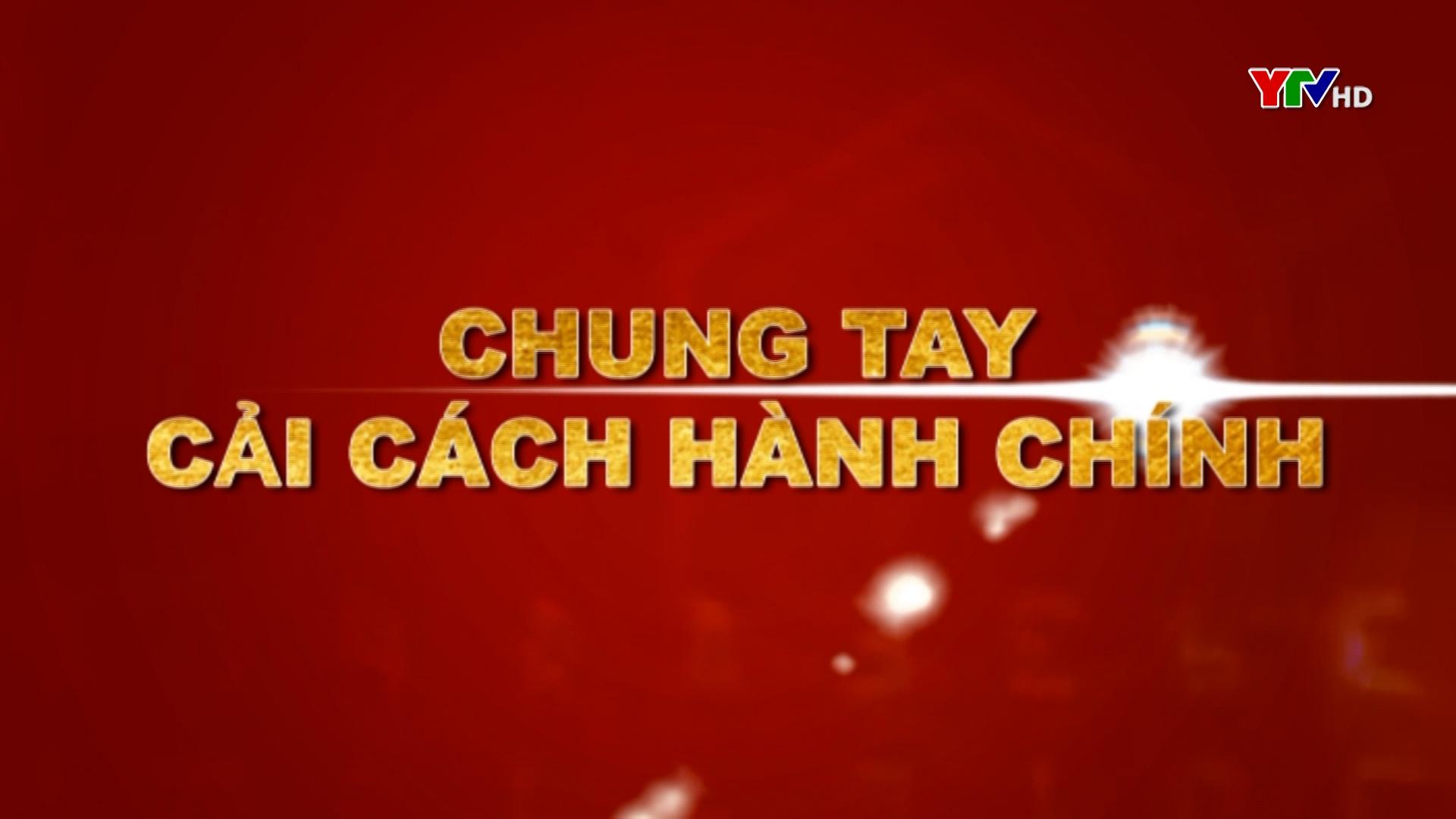 Huyện Văn Chấn nỗ lực cải thiện chỉ số cải cách hành chính.