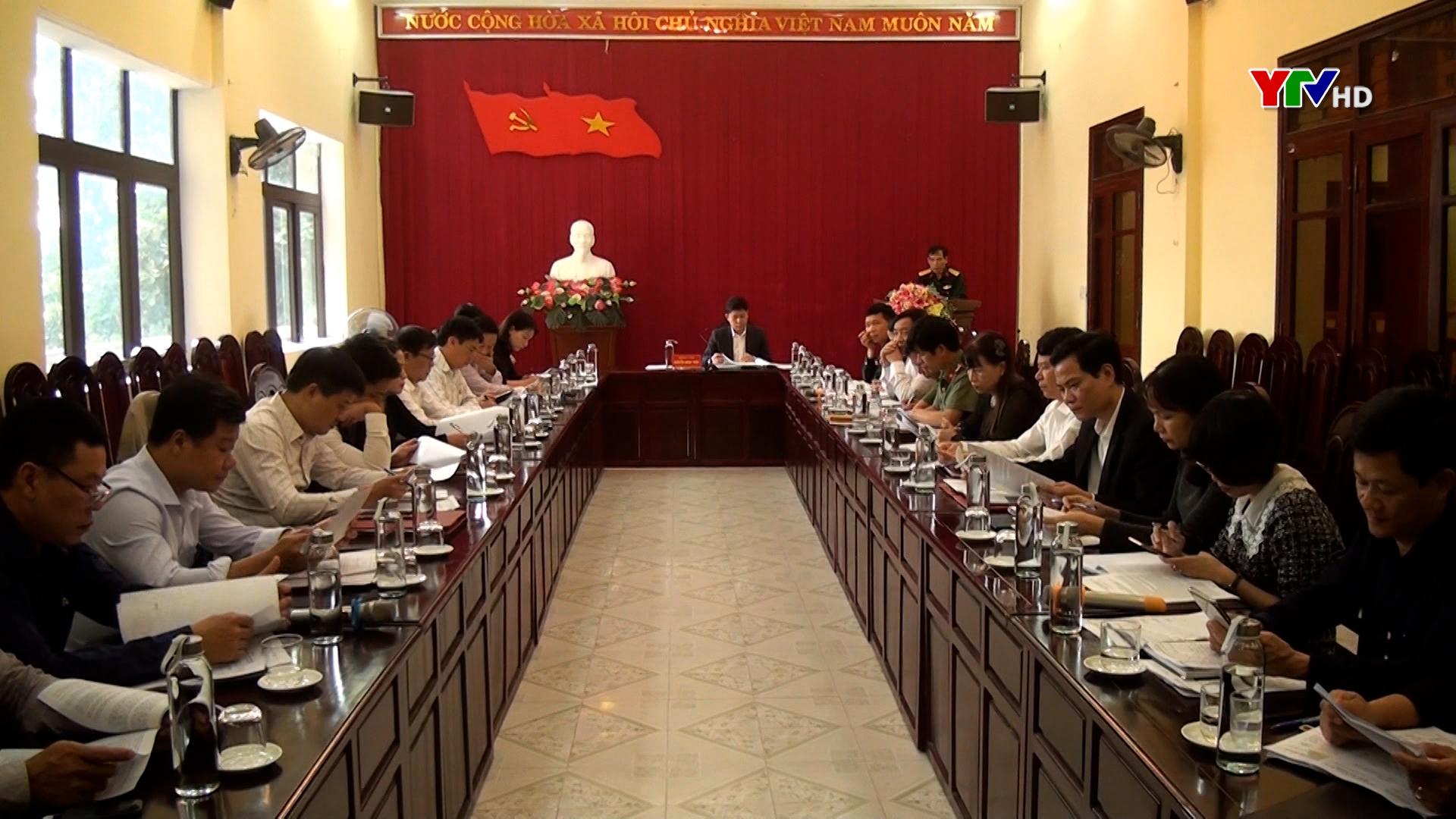 Thành phố Yên Bái triển khai nhiệm vụ tuyển chọn gọi công dân nhập ngũ năm 2021