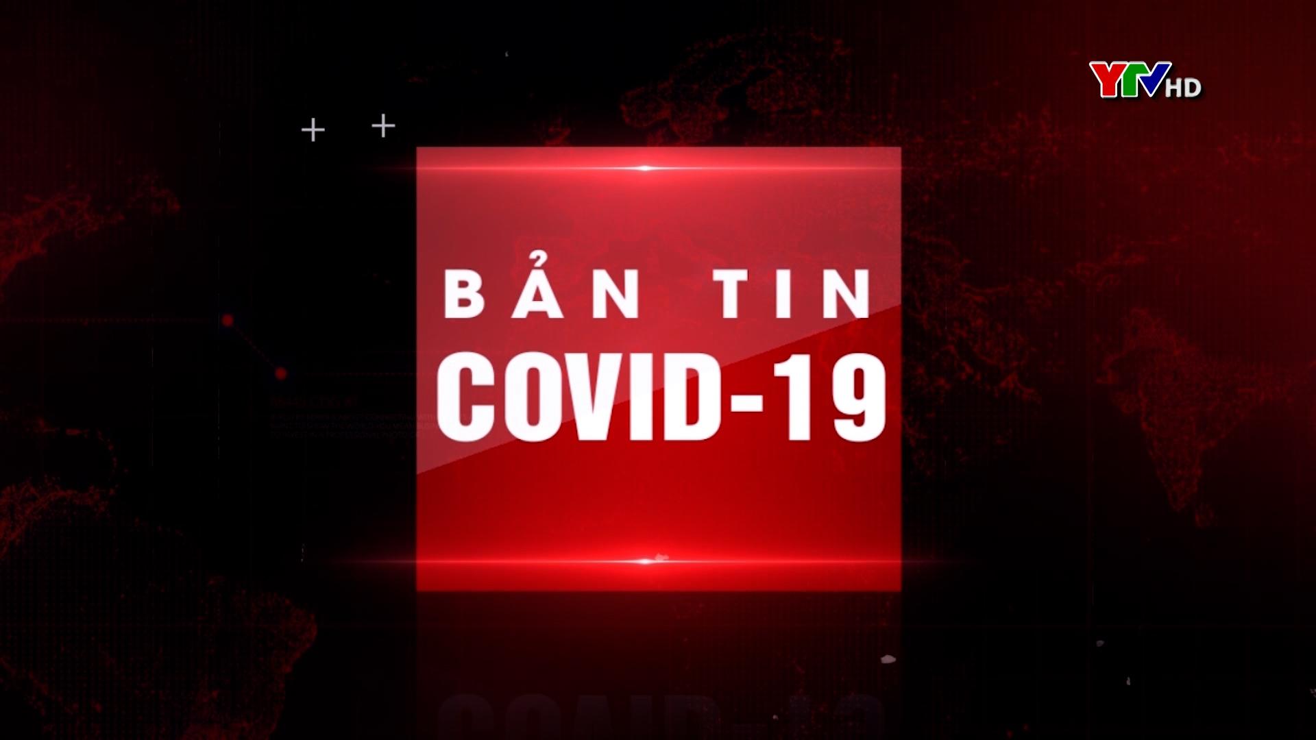 Bản tin Phòng, chống COVID - 19 tối ngày 4/10/2021