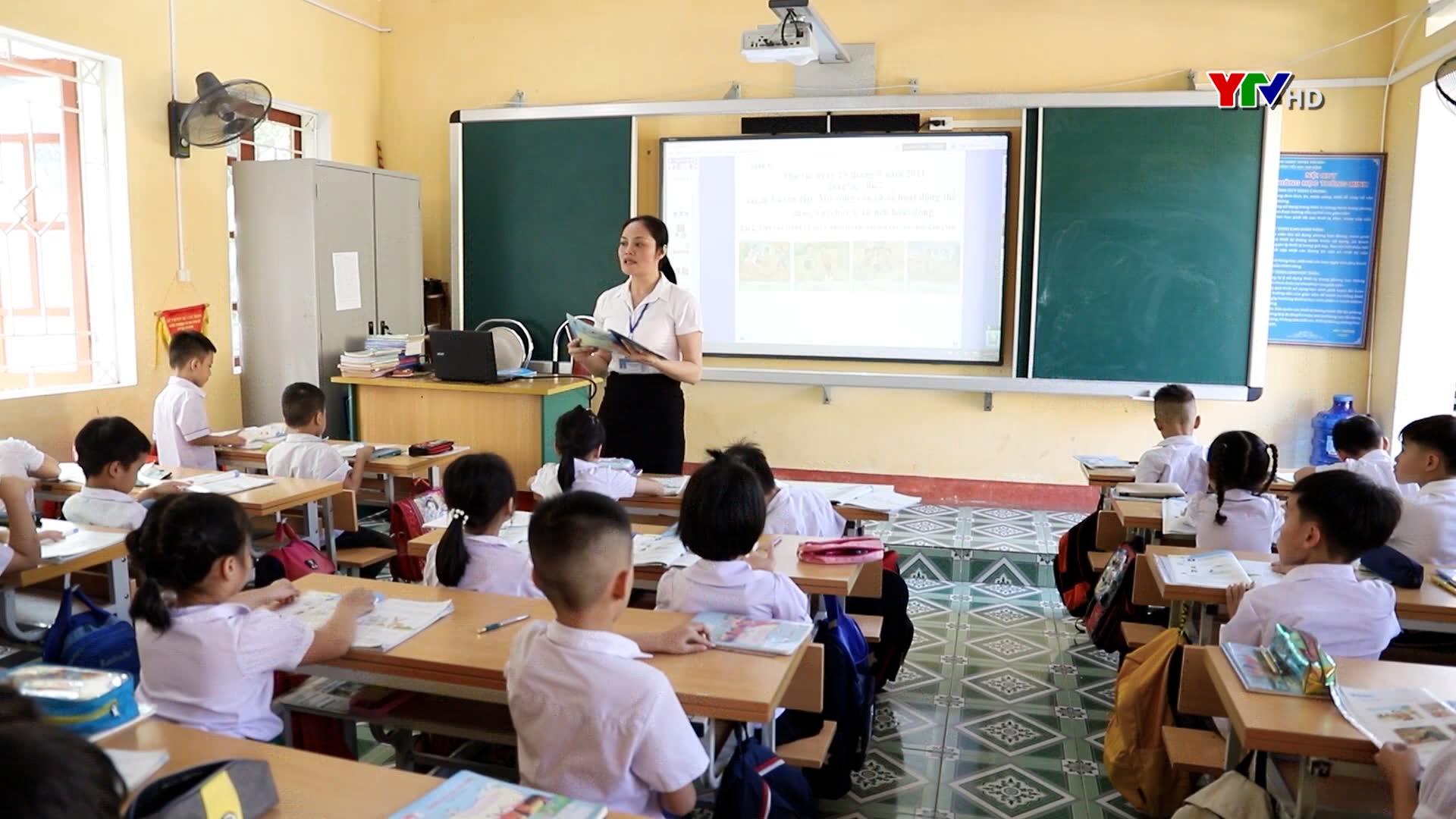 Chương trình Giáo dục phổ thông 2018: Đánh giá học sinh theo hướng tiếp cận năng lực