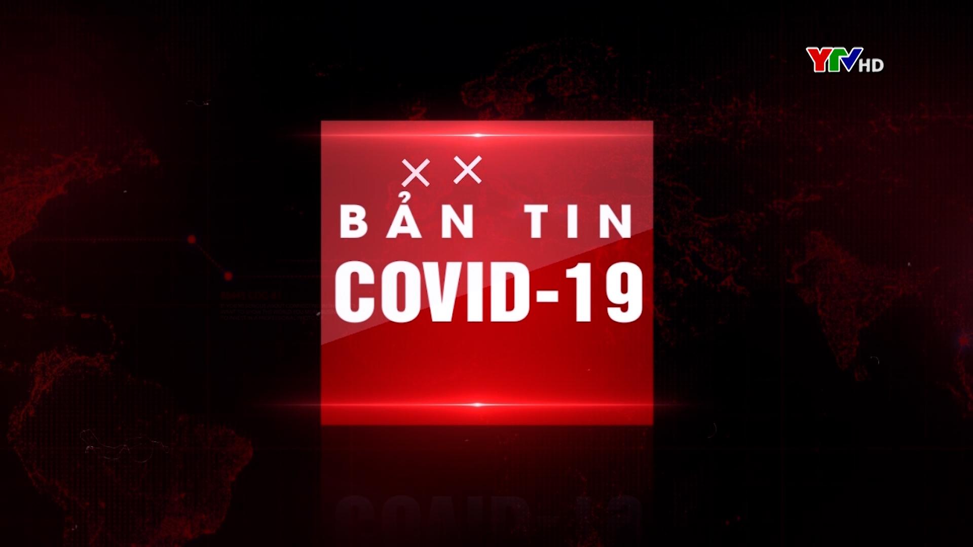 Bản tin Phòng, chống COVID - 19 tối ngày 8/10/2021