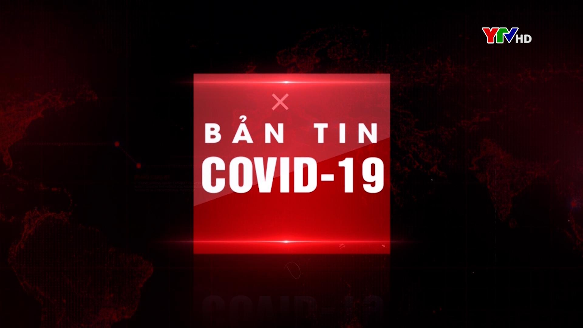 Bản tin Phòng, chống COVID - 19 tối ngày 10/10/2021