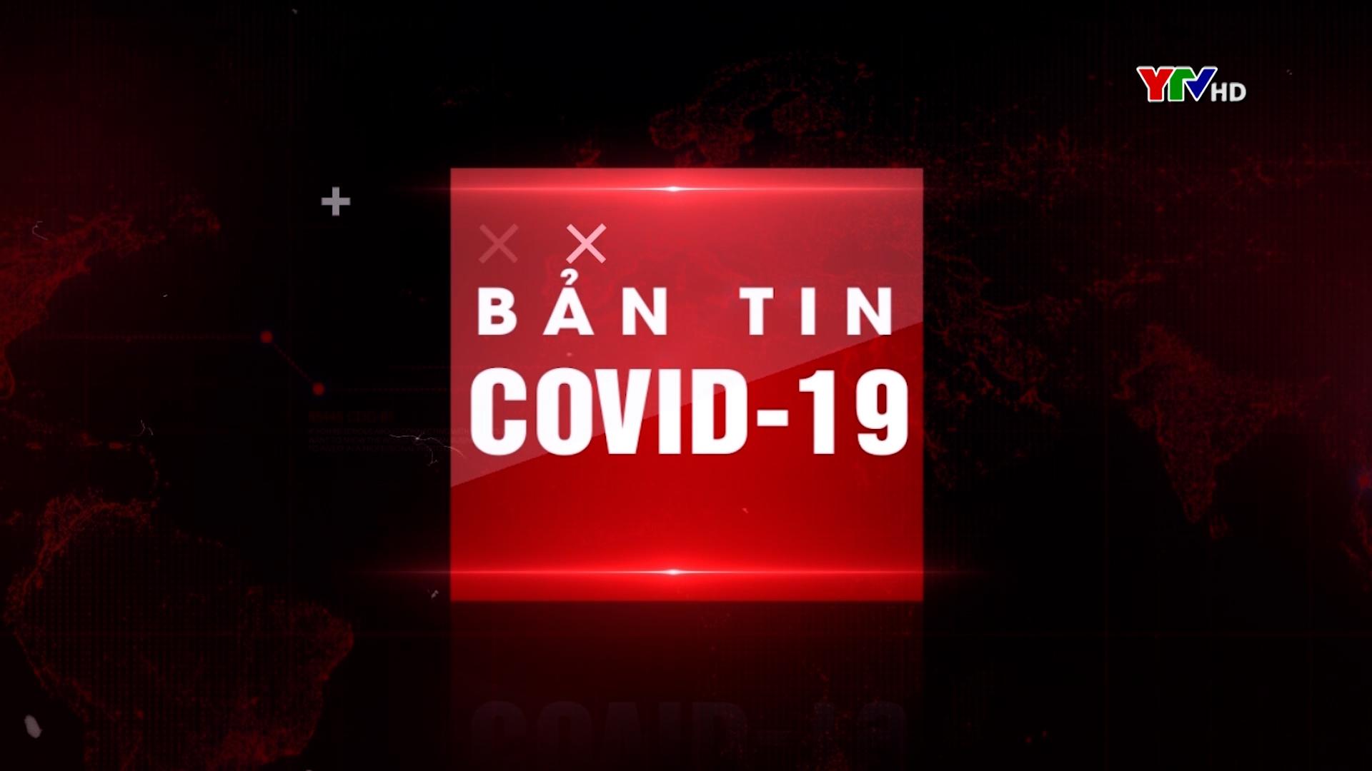 Bản tin Phòng, chống COVID - 19 tối ngày 11/10/2021