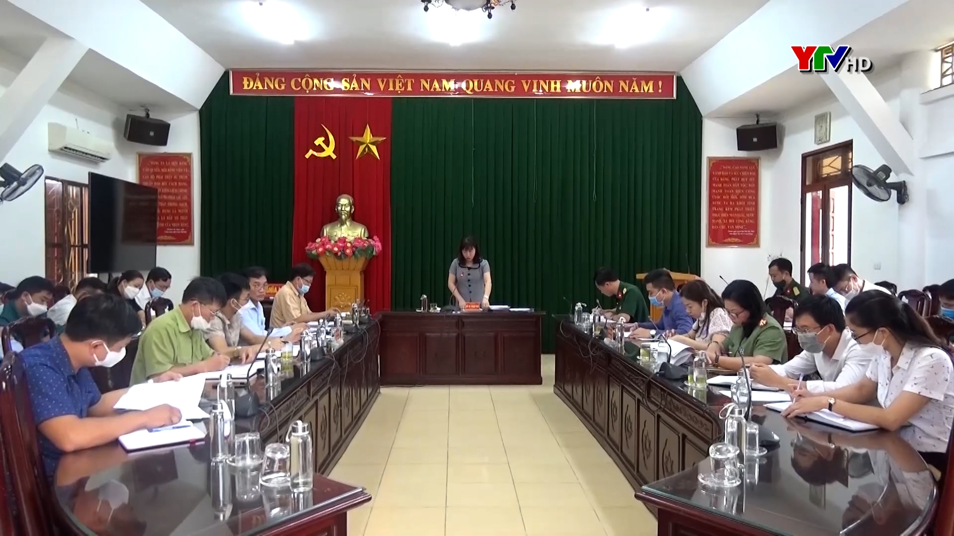 Thị xã Nghĩa Lộ triển khai công tác tuyển quân năm 2022