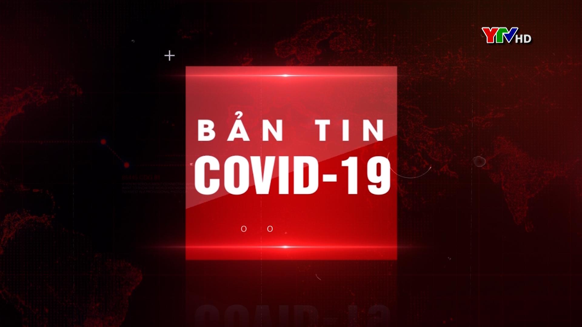 Bản tin Phòng, chống COVID - 19 tối ngày 13/10/2021