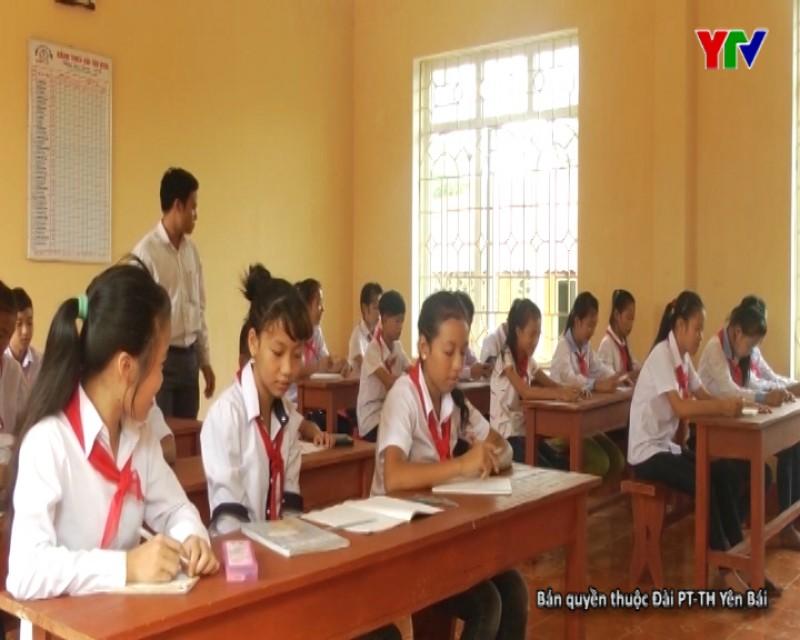 Kết quả thực hiện Nghị quyết X về nâng cao chất lượng giáo dục và đào tạo ở Yên Bái