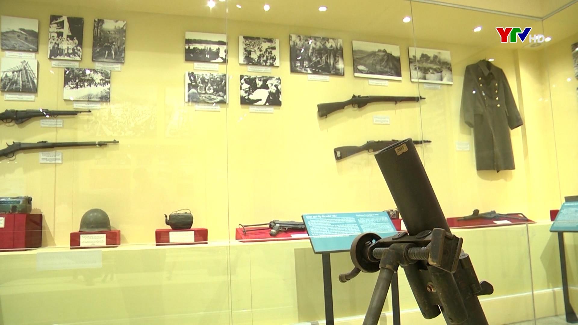 Bảo tàng tỉnh Yên Bái - Nơi lưu giữ, trưng bày hiện vật lịch sử