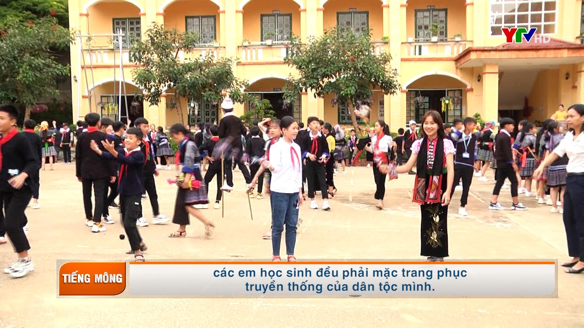 Tạp chí truyền hình tiếng Mông số 5 tháng 10 năm 2020