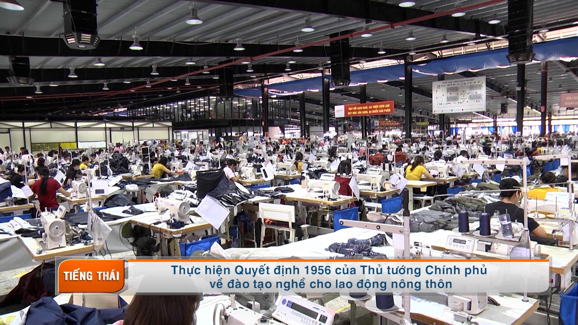 Truyền hình tiếng Thái số 2 tháng 12 năm 2020